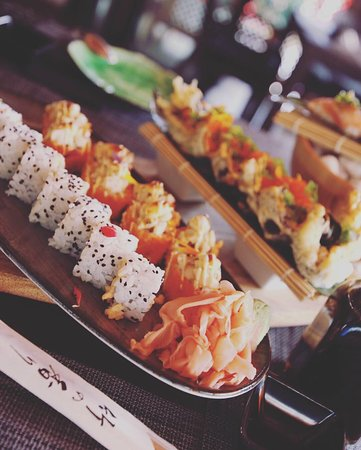 DEBA Sushi Lounge: Nice place, friendly staff, highly recommend!