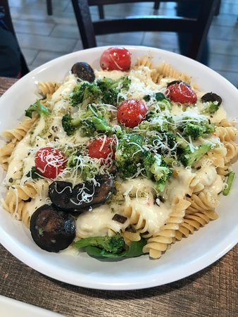 THIS IS NOT ITALIAN FOOD