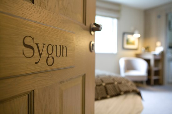 Bedrooms names after local beauty spots