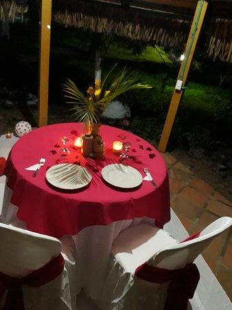 Kioscos para Cenas Románticas.