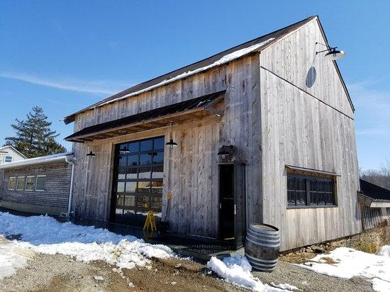 Asbury, นิวเจอร์ซีย์: Ironbound's tasting room