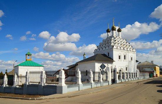 Church of Nikola Posadsky