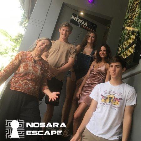 Nosara Escape: SO CLOSE!!