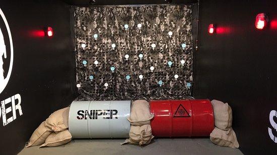 Sniper Campinas