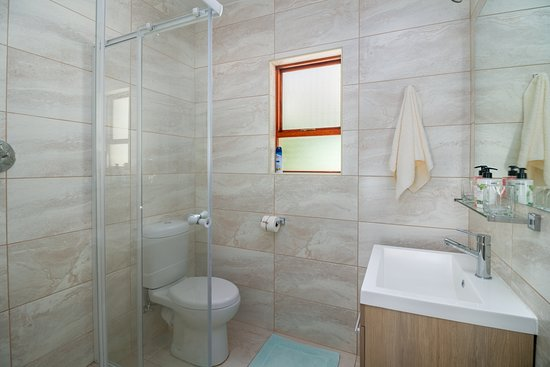 Le Palmier Apartment 4 Bathroom with walk in shower