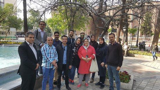 Qom Tours: Tehran national museum