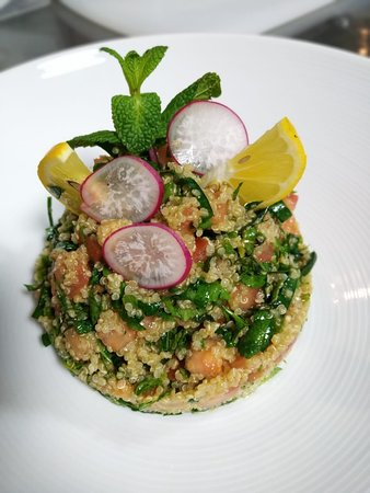 What do you think on our quinoa?