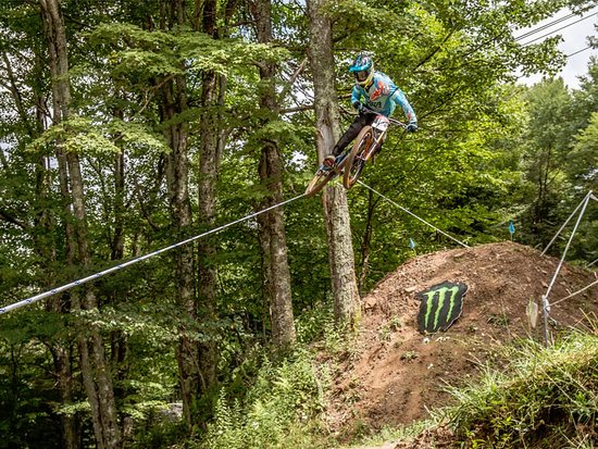 Nature's Mountain Playground - Pocahontas County: A popular Mid-Atlantic downhill mountain biking destination, Snowshoe Mountain Bike Park offers the best of downhill adrenaline!