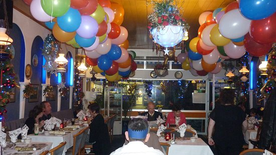Athens Greek Restaurant & Steakhouse: new years eve.