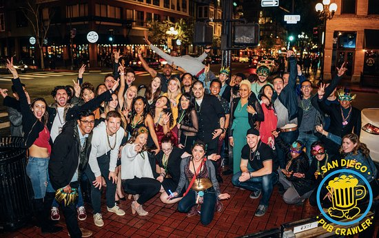 San Diego Pub Crawler