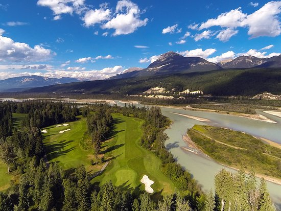 Golden, Kanada: Hole #6 & #7
