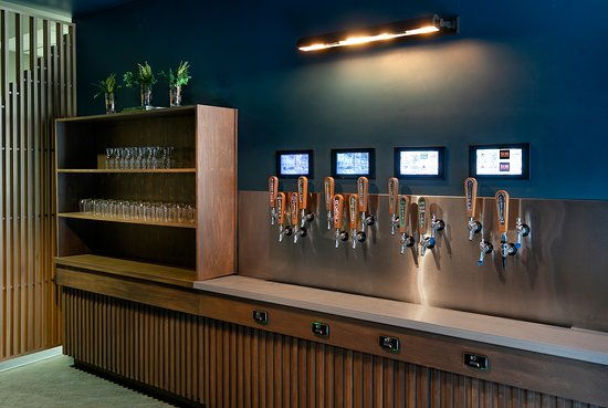 The Kinney San Luis Obispo: Beer and Wine on Tap