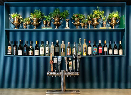 The Kinney San Luis Obispo: Drinks Available