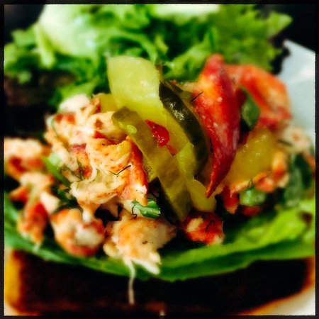 Hash: Lobster Roll