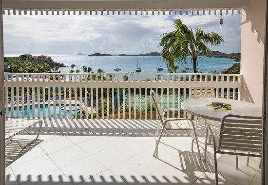 Secret Harbour Beach Resort: Hillside 2 bedroom condominium view