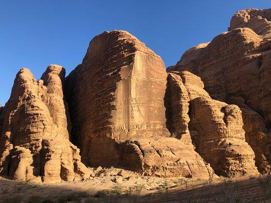 Wadi Araba Desert