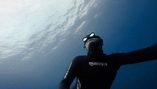 Freediving Koh Tao
