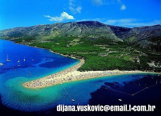 CROAZIA VACANZE l`isola dei pini,un paradiso verde affacciato sul mare affittasi appartamenti l'isola dei vostri sogni Brac Supetar!