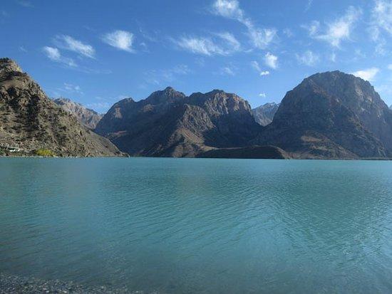 Sughd Province, Tajikistan: Mountain Lake
