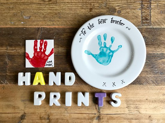 Come and paint gorgeous pottery