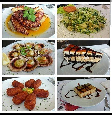 Fotos de nuestros platos.