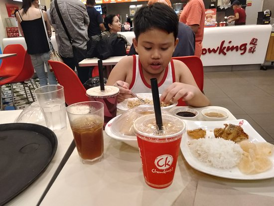 Chow King Photo