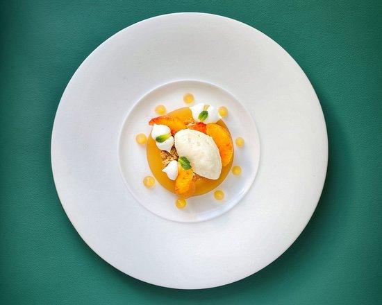 Dessert sample from The Eddison