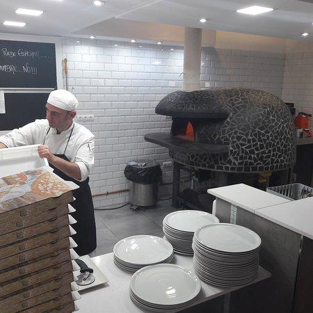 Il Piccolo Principe Riatorante Pizzeria: La pizzeria