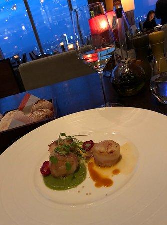 Scena (The Ritz-Carlton Shanghai Pudong): Delicious