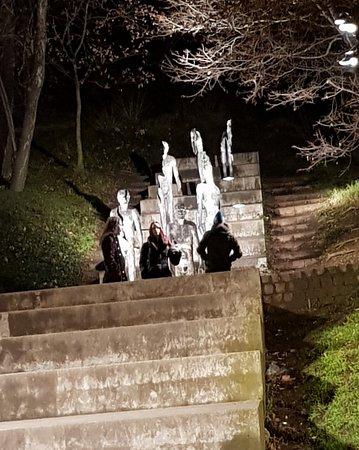 Stunning memorial