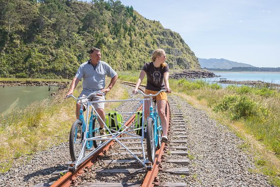 Gisborne Railbike Adventure