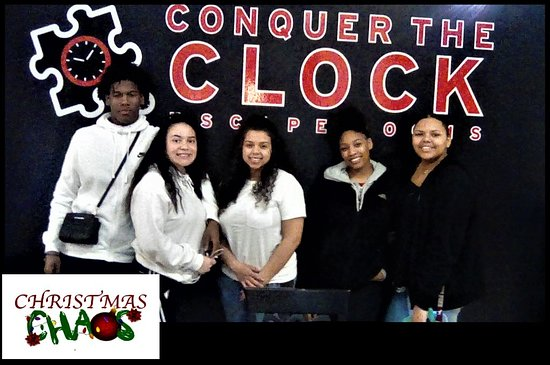 Conquer the Clock Escape Rooms
