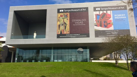 Riverwalk Supports the  Tampa Museum of Fine Art