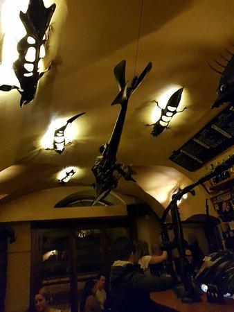Klub Ujezd: Busy pub