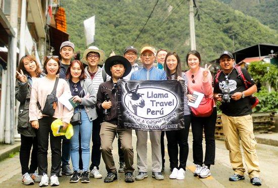 Llama Travel Peru
