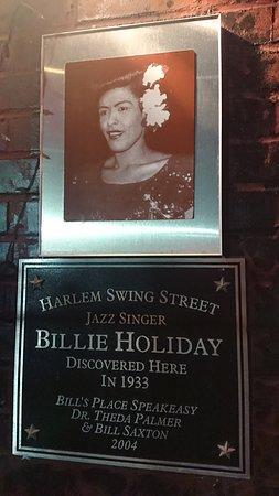 Bill's Place inside