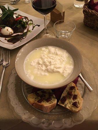 Bedda Matri - Old Sicilian Food a: Ricotta Calda