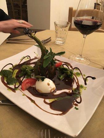 Bedda Matri - Old Sicilian Food a: a delicious stuffed artichoke dish!