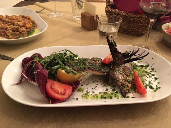Bedda Matri - Old Sicilian Food a: Grilled Tuna