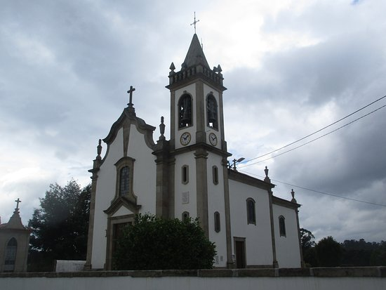 Igreja de Santa Maria de Cristelo Covo