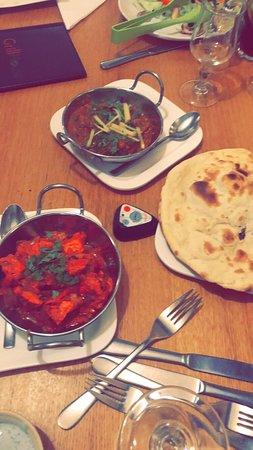 The Grill House Restaurant - Halal: Dinner menu