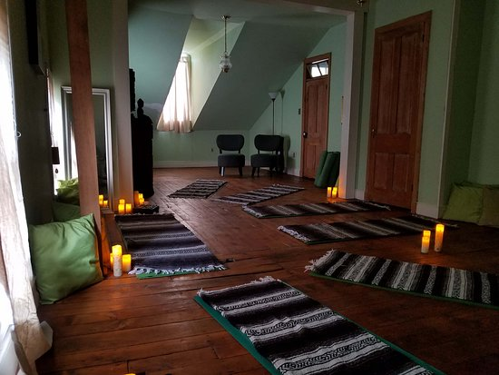 Columbia, PA: Private Yoga Studio - Reservations required