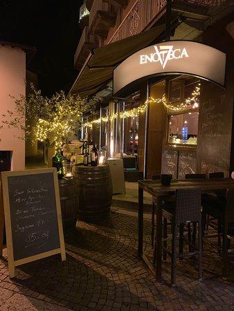 Enoteca La Cambüsa: La Cambüsa Seven Ascona
