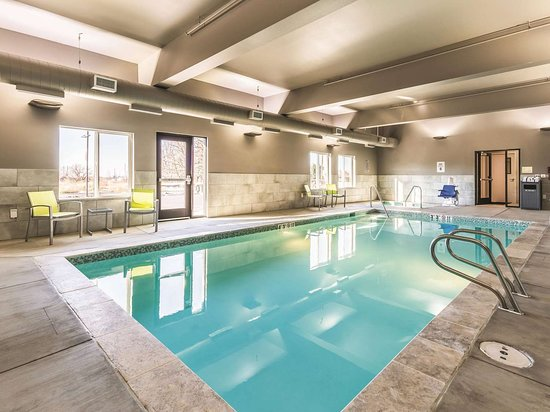 La Quinta Inn & Suites by Wyndham Walla Walla: Pool