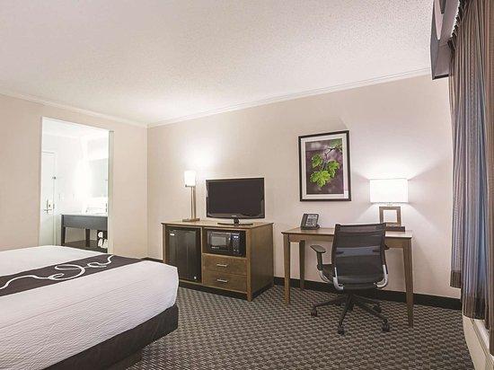 La Quinta Inn & Suites by Wyndham Atlanta Midtown - Buckhead: Guest room