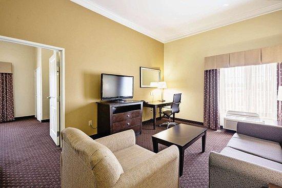 La Quinta Inn & Suites by Wyndham Houston New Caney: Suite