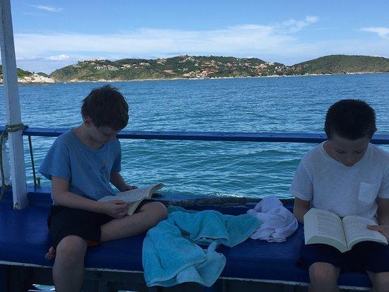 Be Happy | Passeio de Barco em Búzios