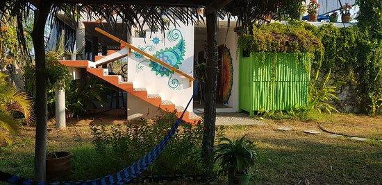 Agua Blanca, México: Habitaciones integradas a la naturaleza