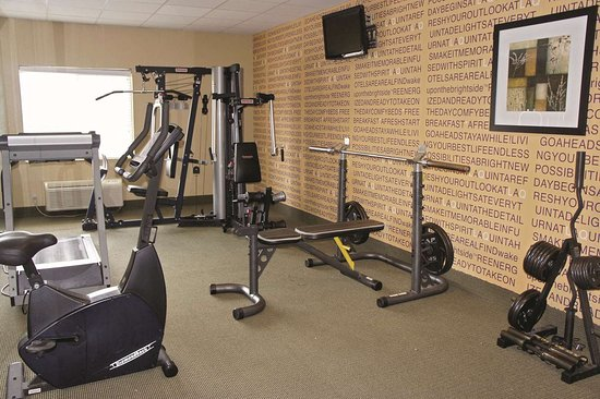 La Quinta Inn & Suites by Wyndham Kerrville: Health club