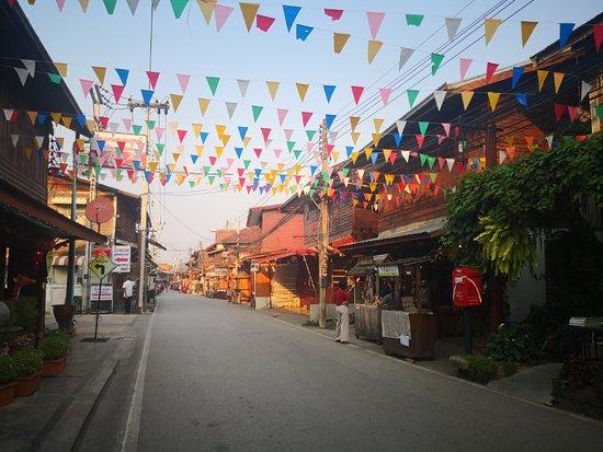 Chiang Khan Walking Street – fotografia